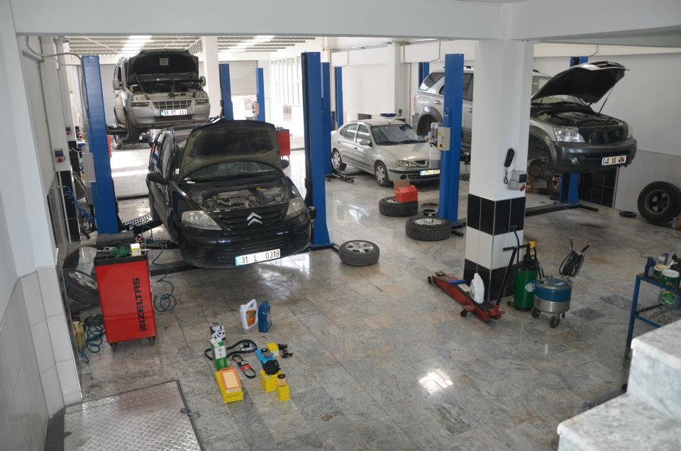 bosch bakım araba tamir servisi